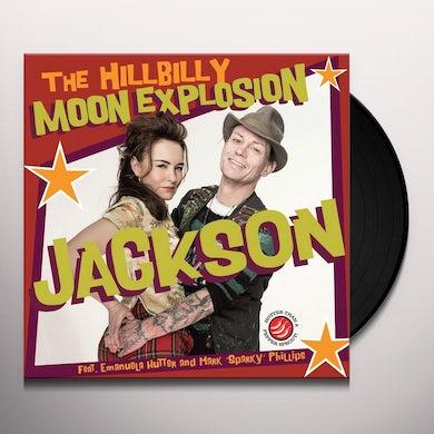 Hillbilly Moon Explosion JACKSON Vinyl Record