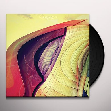 The Future Sound Of London ENVIRONMENT VOL 6 Vinyl Record
