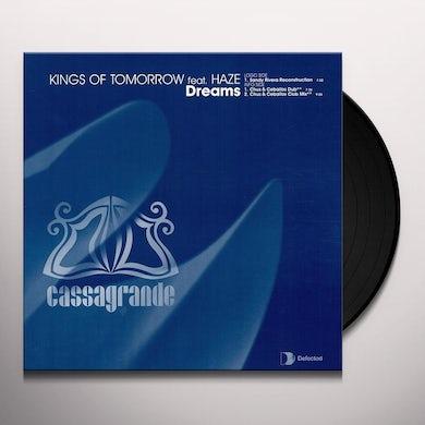 Kings Of Tomorrow DREAMS Vinyl Record