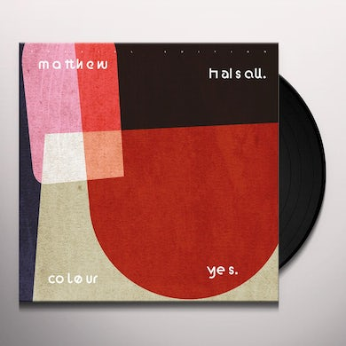 Matthew Halsall COLOUR YES (SPECIAL EDITION) Vinyl Record