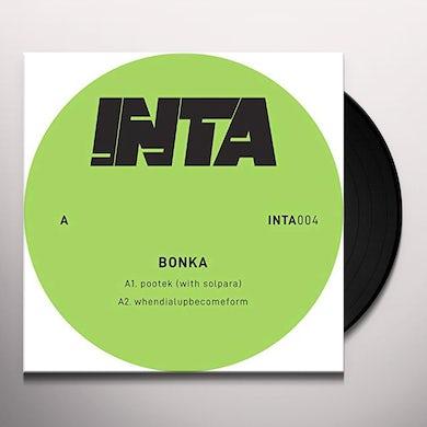 BoNKA CEMENT BLOCK Vinyl Record