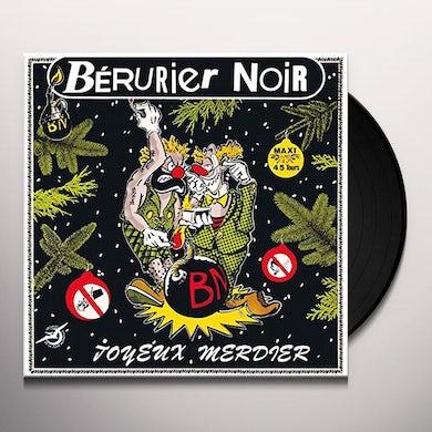 Berurier Noir JOYEU MERDIER Vinyl Record