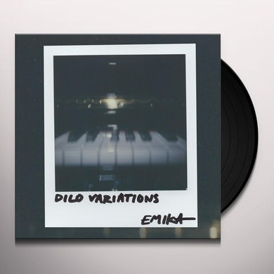Emika DILO VARIATIONS Vinyl Record
