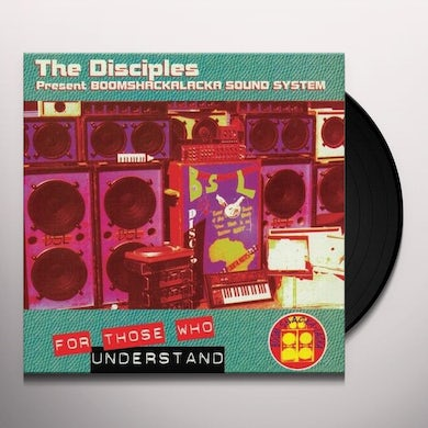 Disciples FOR THOSE WHO UNDERSTAND Vinyl Record