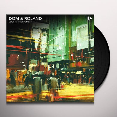 Dom & Roland LOST IN THE MOMENT Vinyl Record