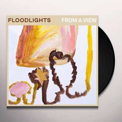 Floodlights FROM A VIEW Vinyl Record