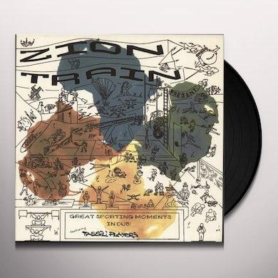 Zion Train GREAT SPORTING MOMENTS IN DUB Vinyl Record