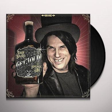 Dan Baird HOMEMADE SIN GET LOUD Vinyl Record
