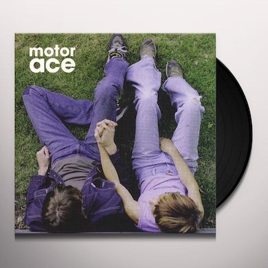 Motor Ace FIVE STAR LAUNDRY (SYEOR) Vinyl Record
