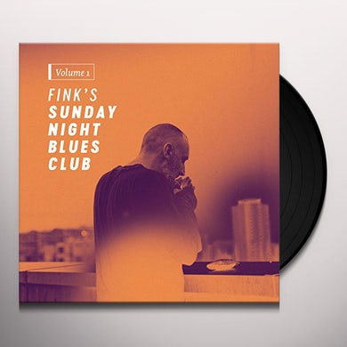 FINK'S SUNDAY NIGHT BLUES CLUB 1 Vinyl Record
