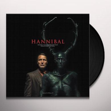 Brian Reitzell HANNIBAL: SEASON 1 VOL 2 / O.S.T. Vinyl Record