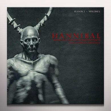 Brian Reitzell HANNIBAL: SEASON 2 - VOL 1 / O.S.T. Vinyl Record - Digital Download Included, Gray Vinyl