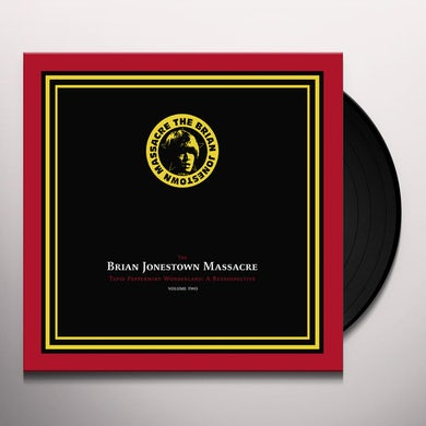 The Brian Jonestown Massacre TEPID PEPPERMINT WONDERLAND 2 Vinyl Record