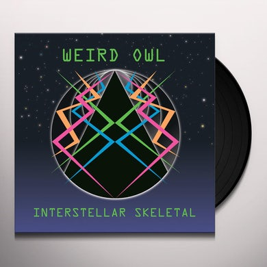 Weird Owl INTERSTELLAR SKELETAL Vinyl Record