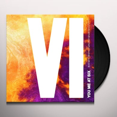 You Me At Six VI Vinyl Record