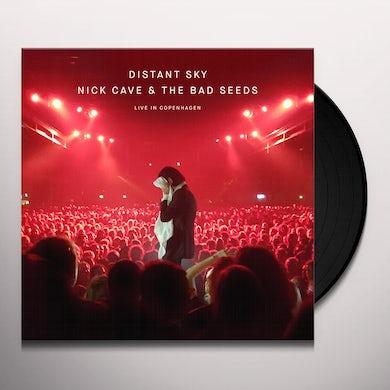 Nick Cave & The Bad Seeds DISTANT SKY (LIVE IN COPENHAGEN) Vinyl Record