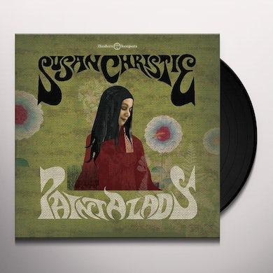 Susan Christie PAINT A LADY Vinyl Record