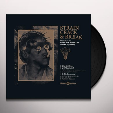 STRAIN CRACK & BREAK: VOLUME ONE / VARIOUS Vinyl Record