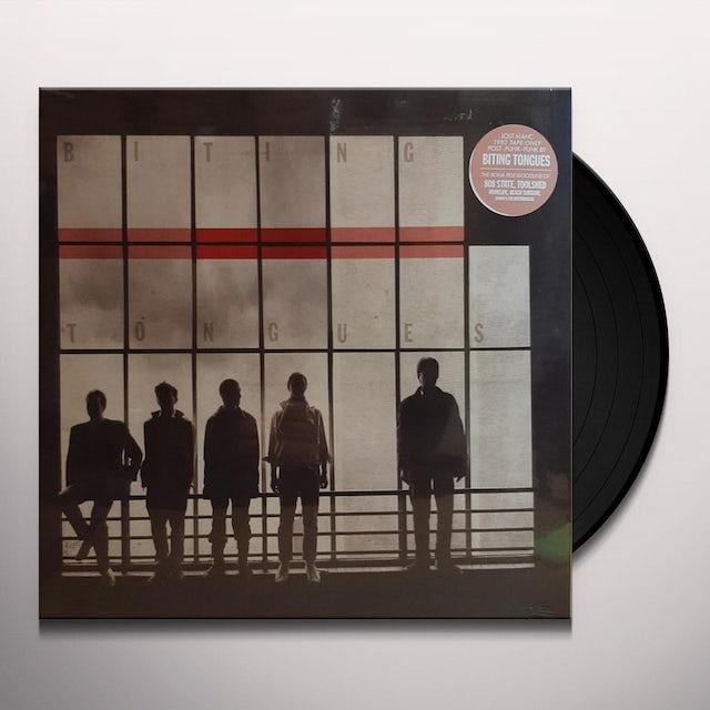Biting Tongues LIVE IT Vinyl Record