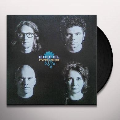 Eiffel STUPOR MACHINE Vinyl Record