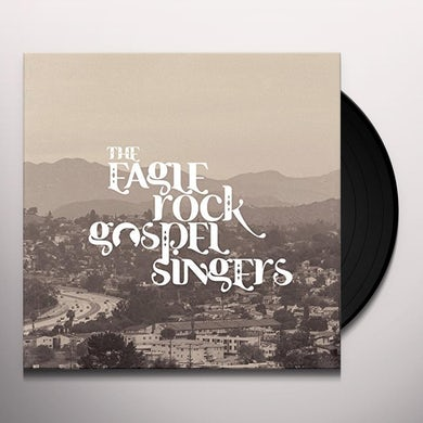 Eagle Rock Gospel Singers HEAVENLY FIRE Vinyl Record