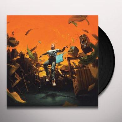 Logic No Pressure (2 LP) Vinyl Record