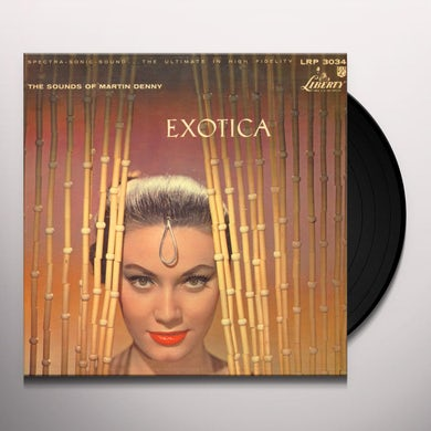 EXOTICA (MONO VINYL/LIMITED) Vinyl Record