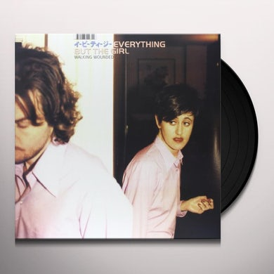 Everything But The Girl WALKING WOUNDED Vinyl Record - UK Release