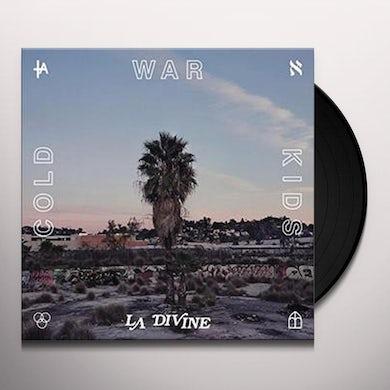 Cold War Kids LA DIVINE Vinyl Record