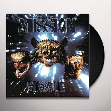The Mission MASQUE Vinyl Record