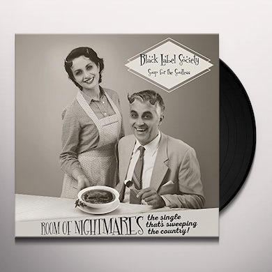 Black Label Society ROOM OF NIGHTMARES Vinyl Record