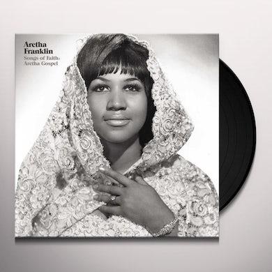 Aretha Franklin   SONGS OF FAITH: ARETHA GOSPEL Vinyl Record