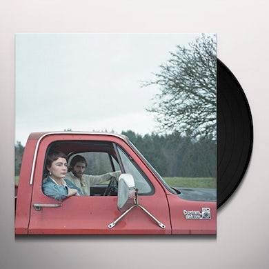 County Liners MARY JANE DUNPHE & CHRIS MCDONNELL IN THE COUNTY Vinyl Record