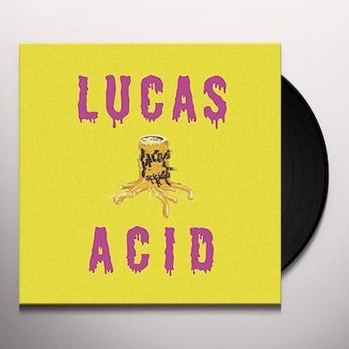 Moodie Black LUCAS ACID Vinyl Record