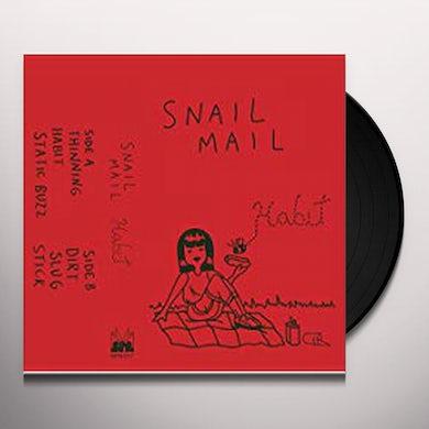 Snail Mail HABIT Vinyl Record
