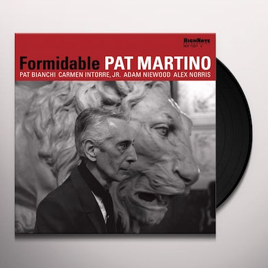 FORMIDABLE Vinyl Record