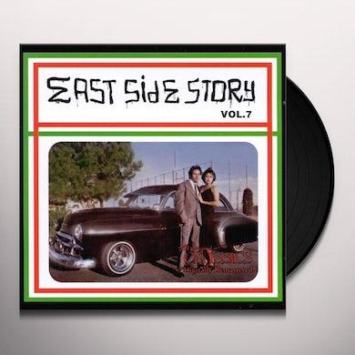 Various Artists East Side Story Series Volume 7 Vinyl Record