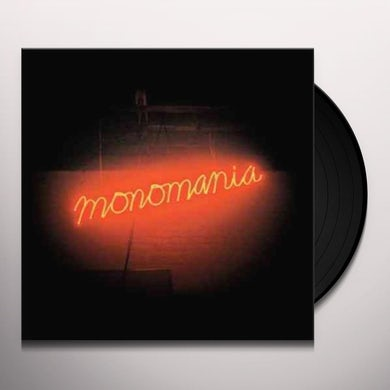 Deerhunter Monomania Vinyl Record