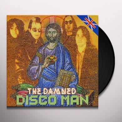 The Damned DISCO MAN Vinyl Record