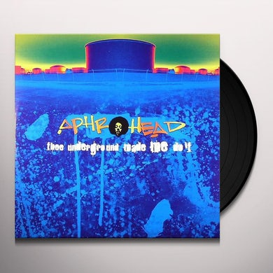 Fleix Da Housecat / Aphrohead THEE UNDERGROUND MADE ME DO IT Vinyl Record
