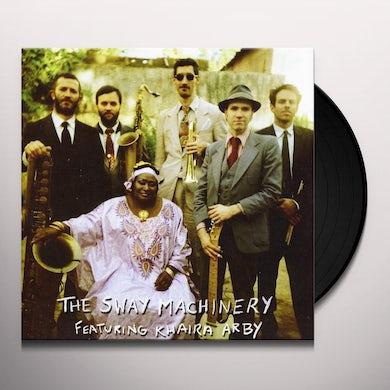 Sway Machinery GAWAD TERIAMOU Vinyl Record