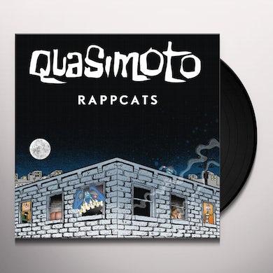 Quasimoto BUS RIDE / RAPPCATS Vinyl Record