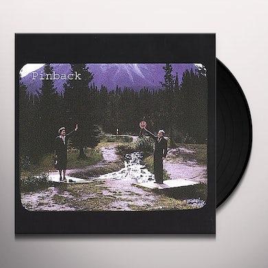 PINBACK Vinyl Record