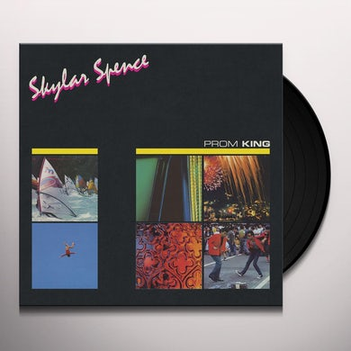 Skylar Spence PROM KING Vinyl Record