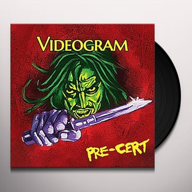 VIDEOGRAM PRE-CERT (GATEFOLD LP 250 LTD WITH CD) Vinyl Record