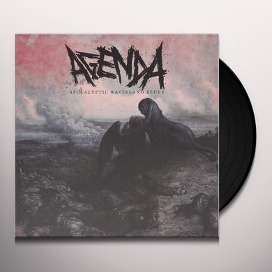 Agenda APOCALYPTIC WASTELAND BLUES Vinyl Record