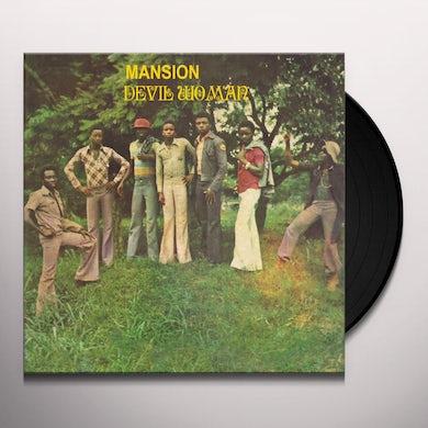 Mansion DEVIL WOMAN Vinyl Record