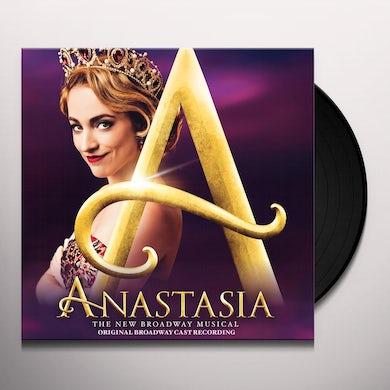 Anastasia ORIGINAL BROADWAY CAST RECORDING) Vinyl Record