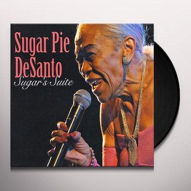 Sugar Pie DeSanto SUGAR'S SUITE Vinyl Record