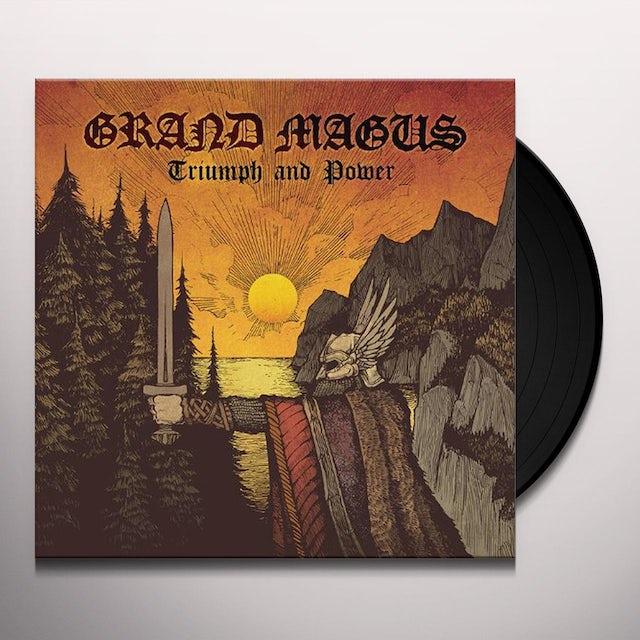 Grand Magus TRIUMPH & POWER Vinyl Record